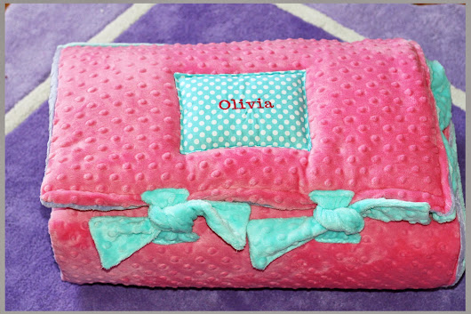 Janiebee Quilted Nap Mat Giveaway