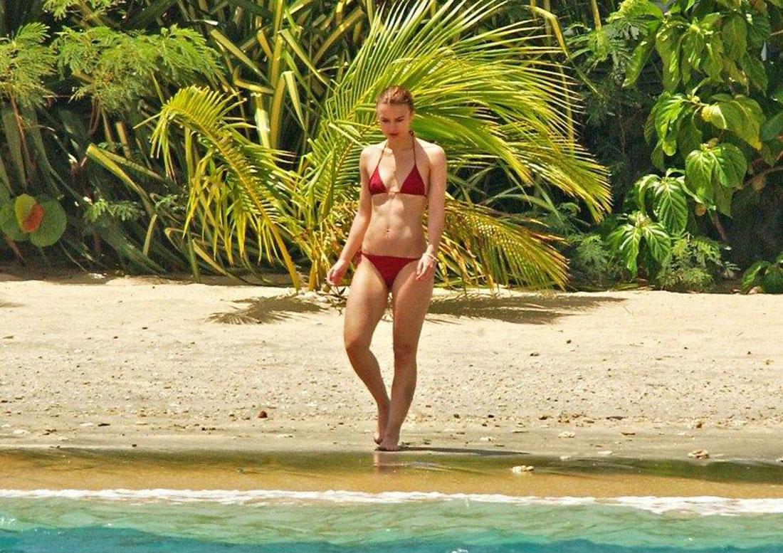 keira knightley bikini