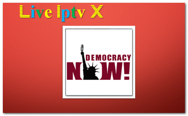 Democracy Now! tv shows addon