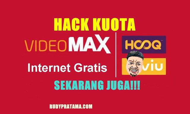 Cara Merubah Kuota Video Max Jadi Internet Gratis