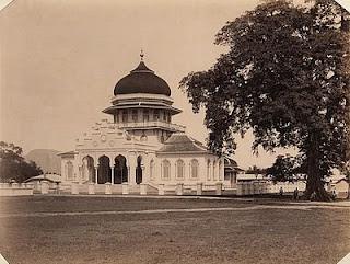 Syari'at Islam di Masa Kerajaan di Aceh