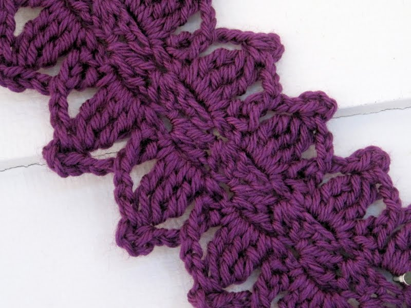 Mr Micawbers Recipe For Happiness Laurel Leaf Scarf Free