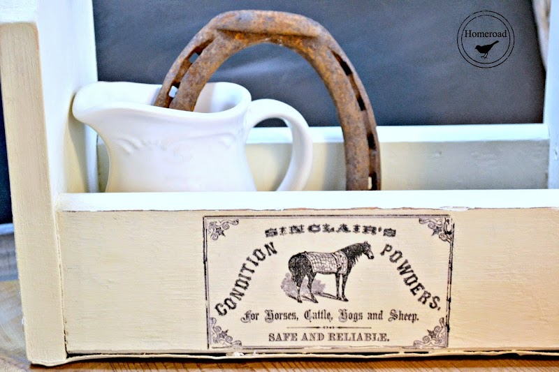 Horse Lovers Wooden Tote
