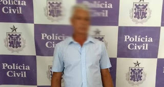 Polícia prende idoso