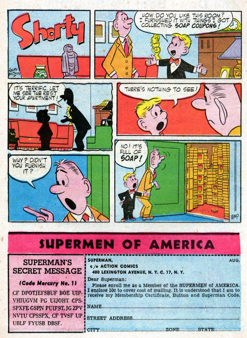 Read online Action Comics (1938) comic -  Issue #219 - 24