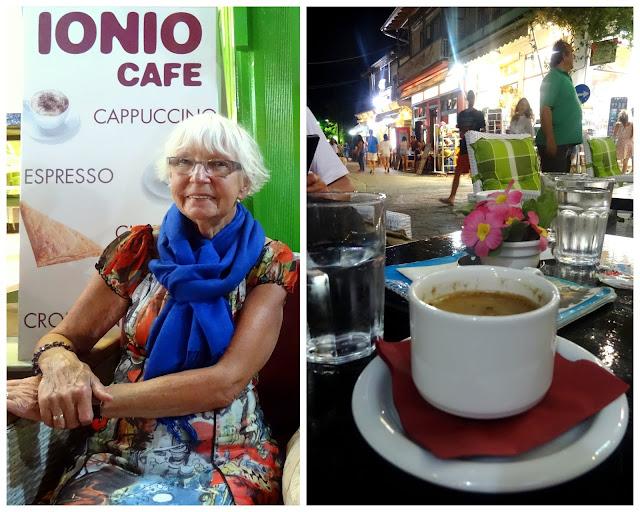 Ionio Cafe in Vassiliki