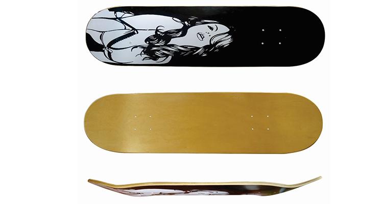 Peças do Skate - Shape