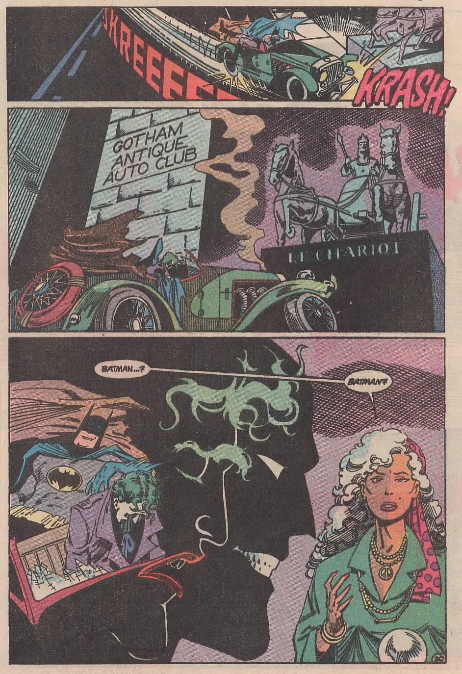 Detective Comics (1937) 617 Page 19