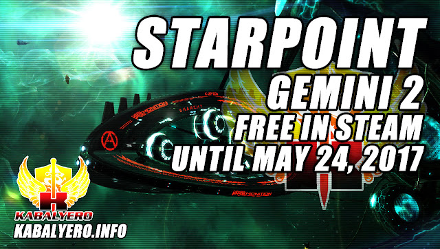 Starpoint Gemini 2 FREE (Until May 24, 2017)