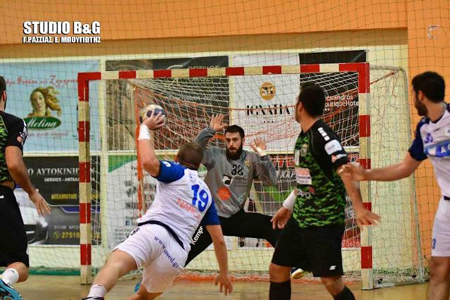 Μεγάλη νίκη του Διομήδη - Έκανε το 1-1 για τα πλέι οφ με τον Δούκα