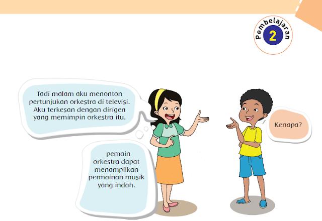 Kunci Jawaban Tematik Kelas 6 Tema 7 Subtema 1 Pembelajaran 2