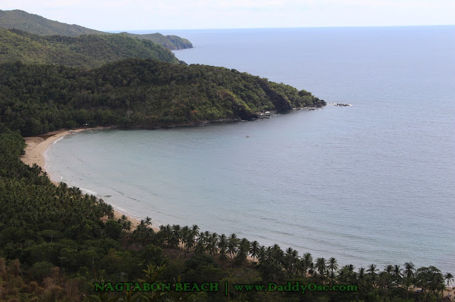 Nagtabon Beach - DaddyOsc.com