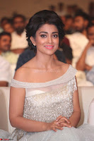 Shriya Saran in Stunning White Off Shoulder Gown at Nakshatram music launch ~  Exclusive (100).JPG