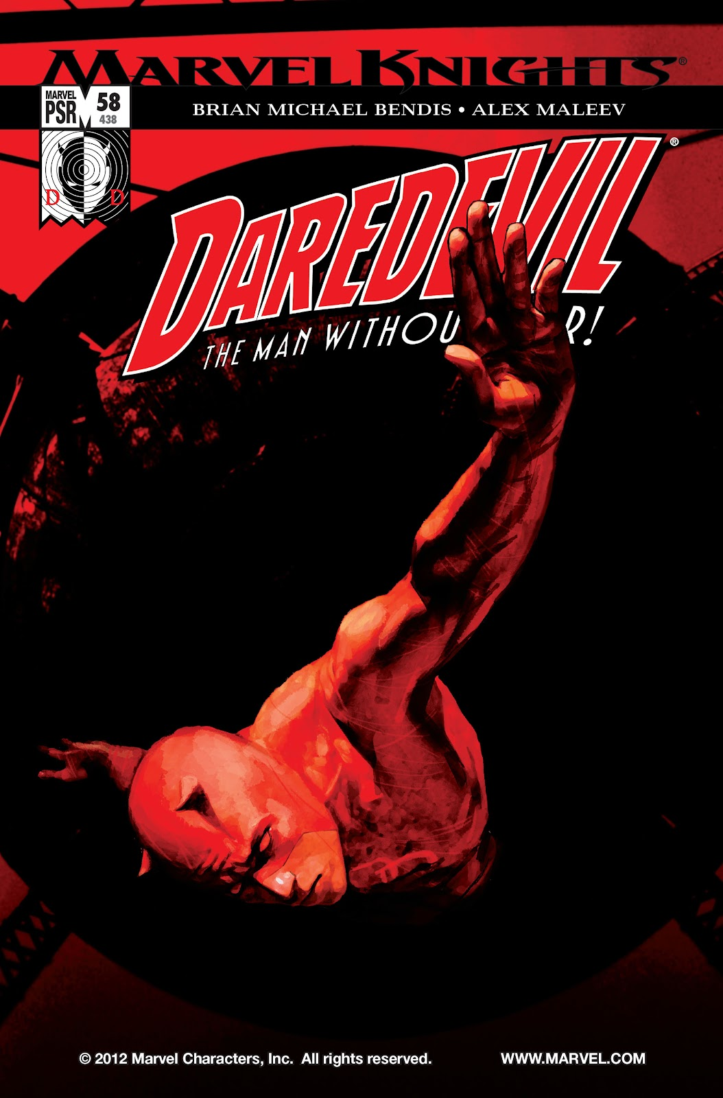 Read online Daredevil (1998) comic -  Issue # _Ultimate_Collection TPB 2 (Part 3) - 72