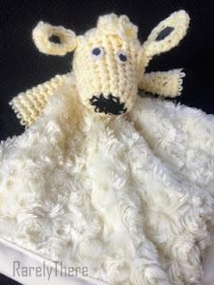 bunny lovey bear lovey crochst handmade lovies