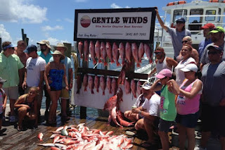 Destin deep sea fishing