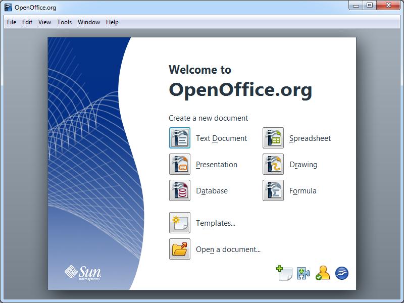 تحميل برنامج open office