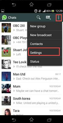 كيفية منع واتساب من حفظ الصور والفيديوهات والتسجيلات الصوتية تلقائياً في المحادثات
