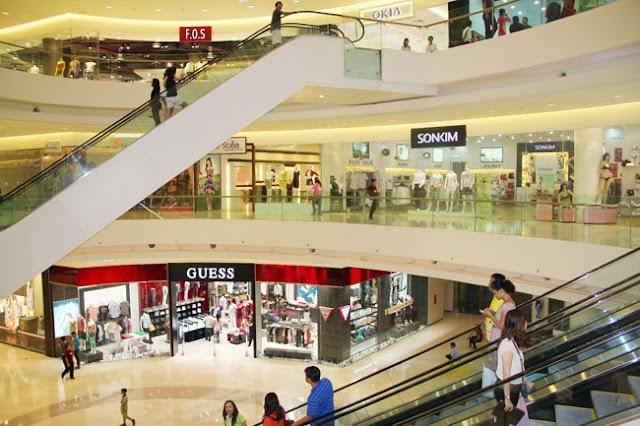 Trung tâm thương mại sang trọng tại An Phú Shop Villa