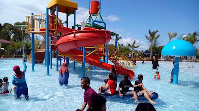 Waterpark Merci Theme Park Medan