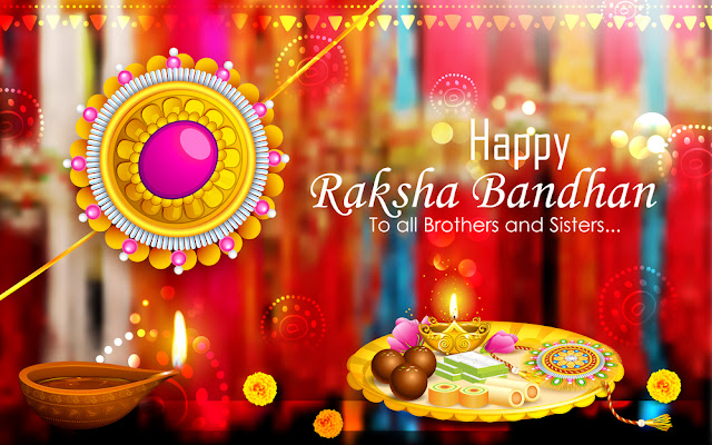 Happy Raksha Bandhan 2017 HD Wallpapers