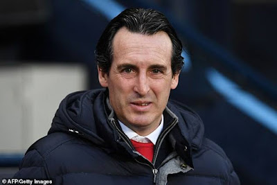 Arsenal Manager Unai Emery kupewa Million 45 za kusajili. PHOTO | BANA