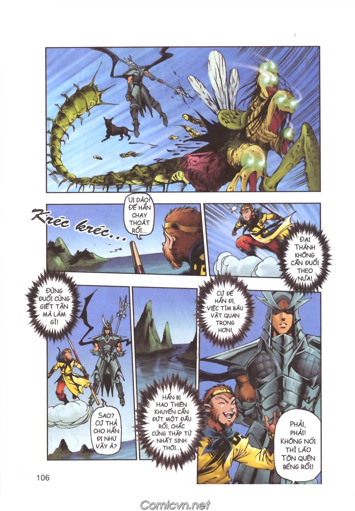 Tây Du Ký màu - Chapter 112 - Pic 27