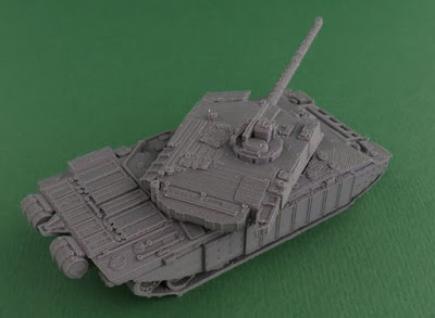 British Challenger 1 picture 4