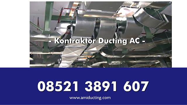 Kontraktor Ducting AC