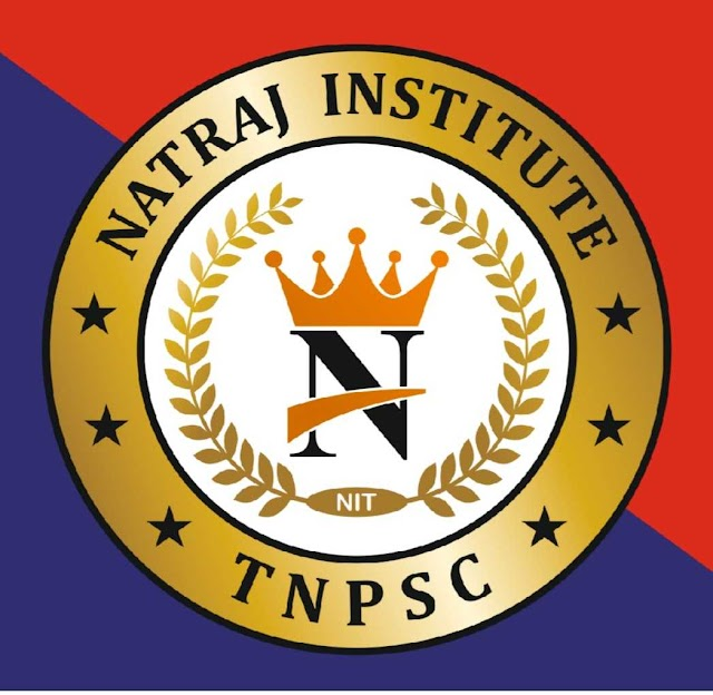 Chemistry Natraj InstituteTNPSC Study Materials