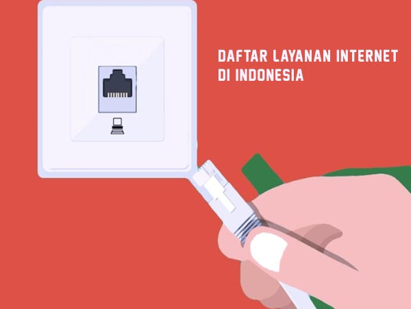 pengertian dan contoh internet provider