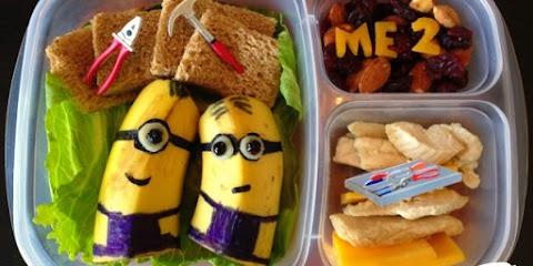 Bekalkan Anak Anda Dengan Lunchbox Dad