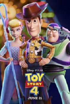 Toy Story 4 Torrent BluRay 720p | 1080p e 4K 2160p (2019) Dublado / Legendado Download