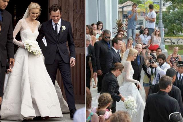 Felizes para sempre - Um blog sobre casamentos: Bolos dourados