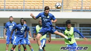 Persib Siapkan Tim Berbeda di Piala Indonesia 2018