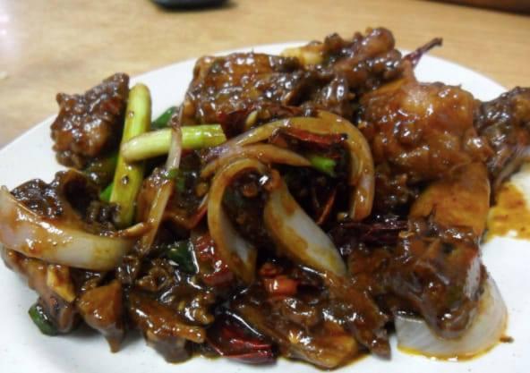 Lauk Best....Daging Masak Kong Boh