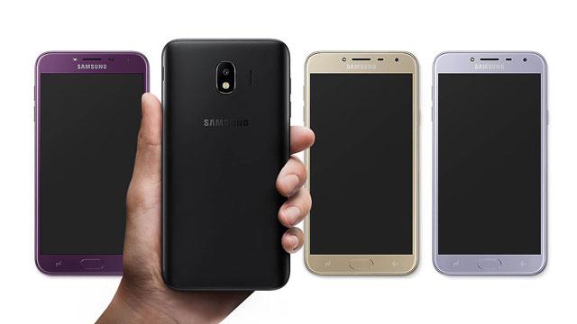 مواصفات و سعر هاتف سامسونج جالكسي J6 و جالكسي J4 لسنة 2018