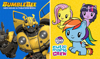 Cutie Mark Crew Happy Meal Toys Confirmed For US