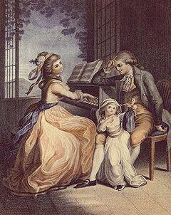 Fragmento de  Las Cuitas del Joven Werther, Goethe