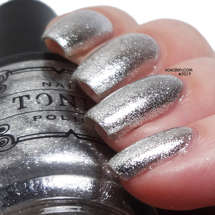 xoxoJen's swatch of Tonic Hard as Nails