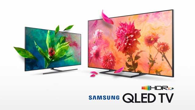 حصلت تلفزيونات Samsung UHD و QLED Premium 2018 على شهادة HDR10+ فائقة الوضوح