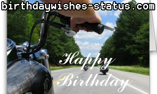 birthday wishes for rider