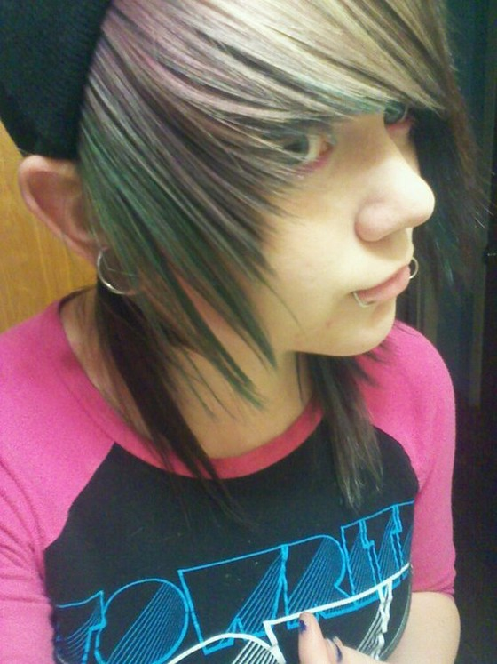 Teen Emo Boy Hairstyle Cute Fashionable Nineimages