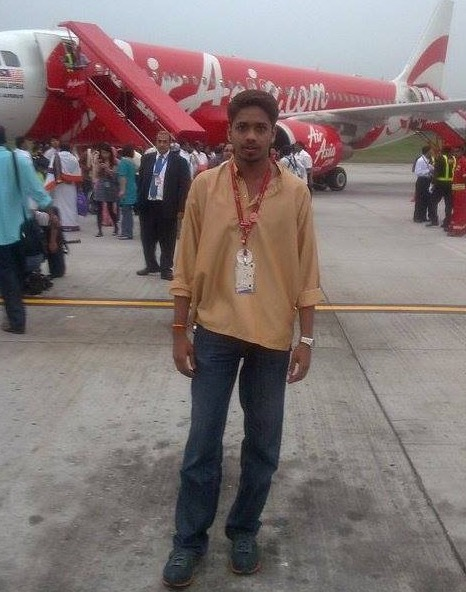 Office Boy Air Asia Jadi Juruterbang