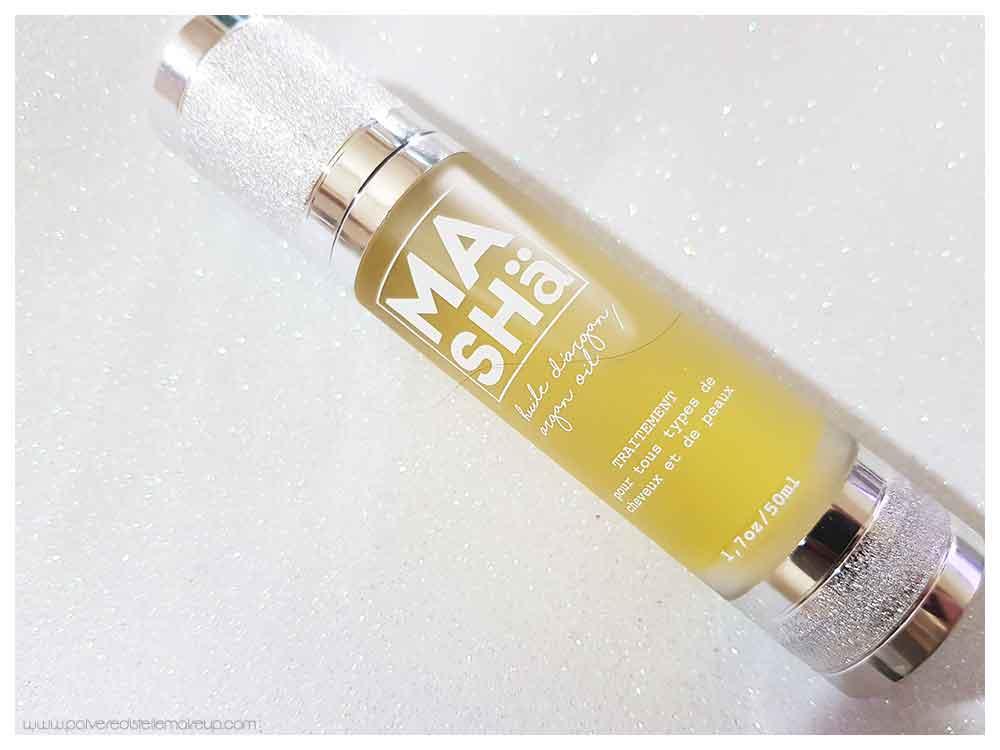 Olio di argan puro bio MASHä Cosmetics