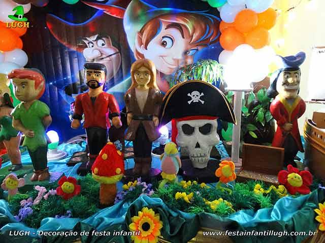 Decoração de aniversário Peter Pan