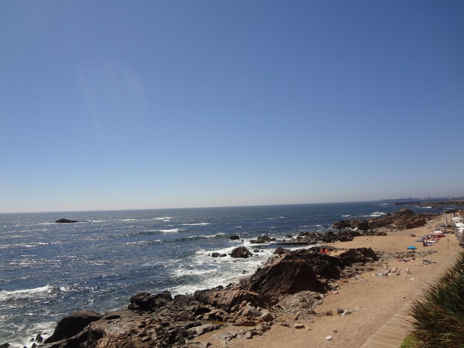ocean et plage à porto