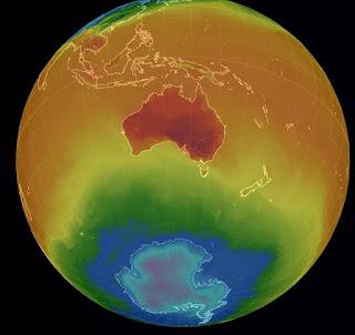 INFIERNO EN AUSTRALIA: el febrero mas caluroso en australia.