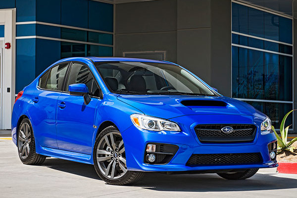 2017 Subaru WRX Reviews Interior & Exterior