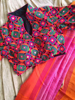 Designer Blouse Patterns - Best Designer Blouse Patterns For Sarees